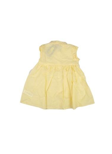 Puledro Elbise Sarı